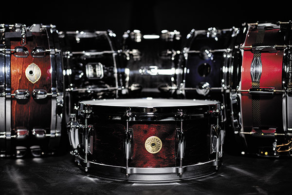 Really. snare drum for hardcore music